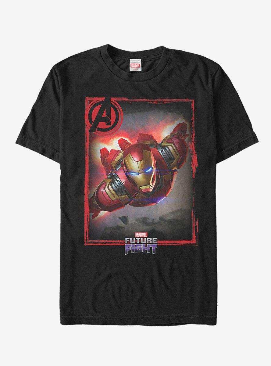 Marvel Future Fight Iron Man T-Shirt