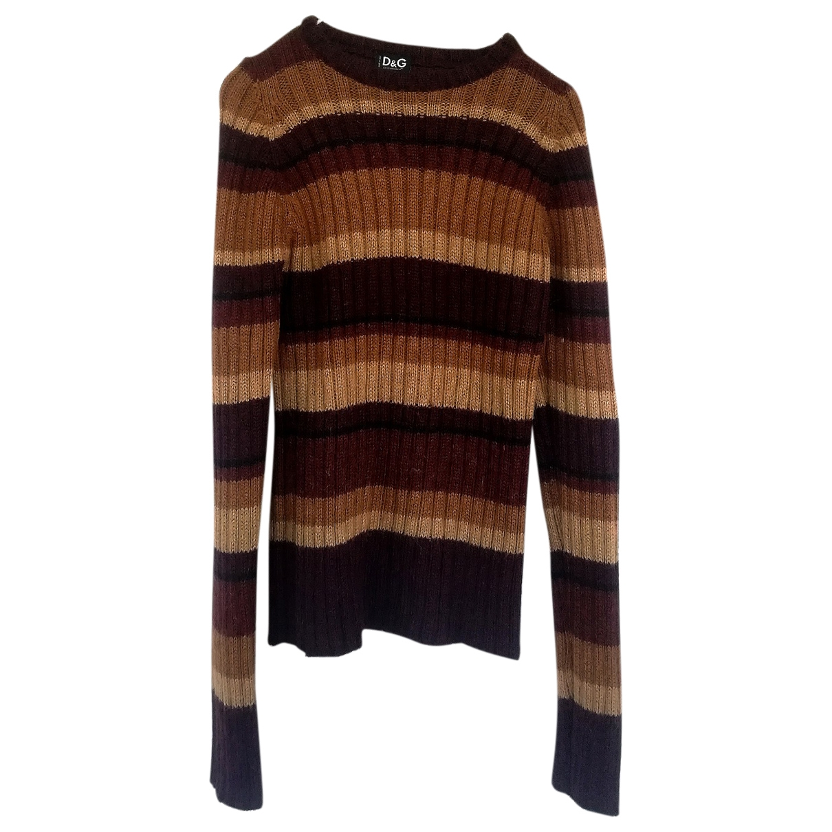 D&g \N Pullover in  Braun Polyester