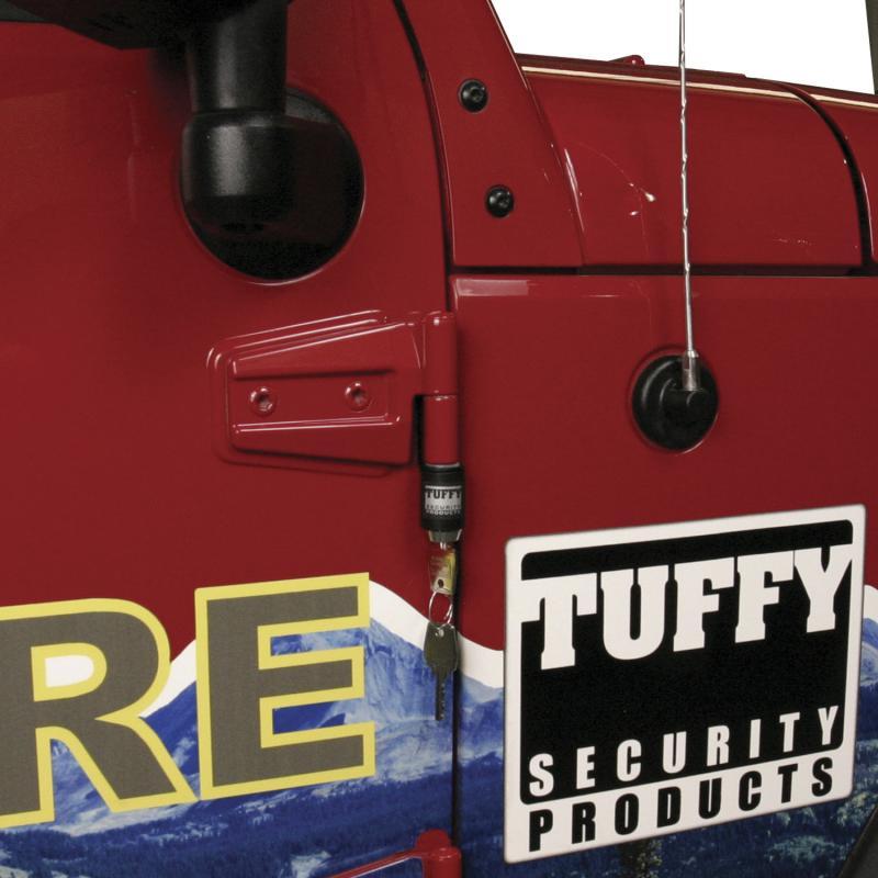 Tuffy Security 164-01 Security Door Locker Jeep Wrangler 2007-2017