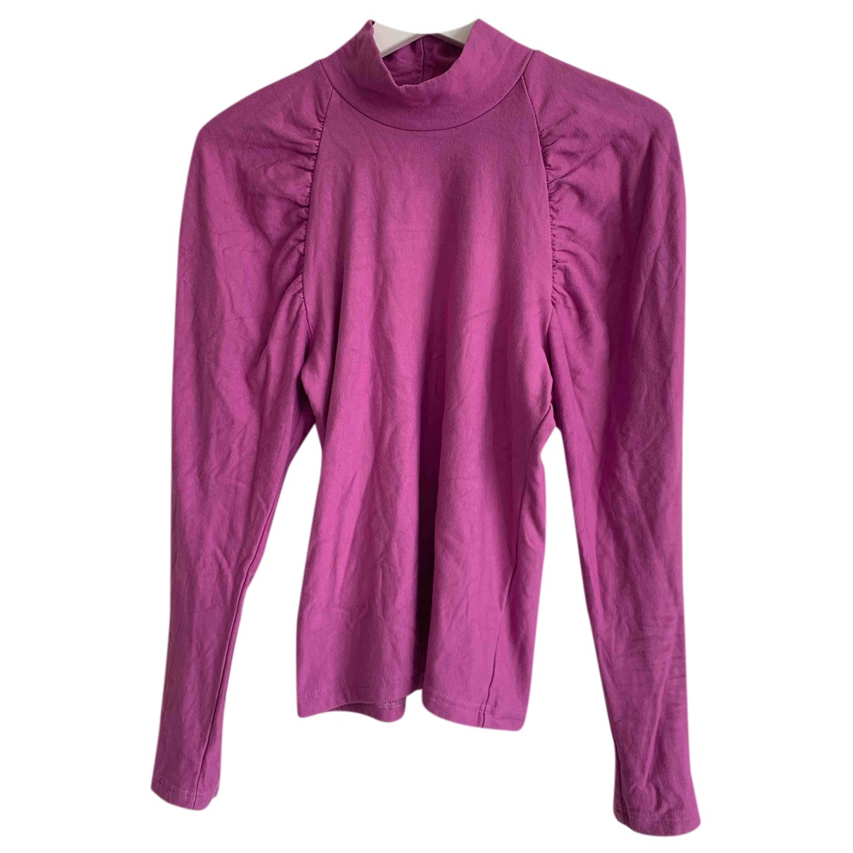 Gestuz N Purple  top for Women XS International