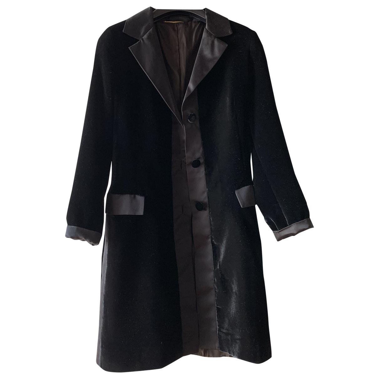 Blumarine - Veste   pour femme en velours - noir