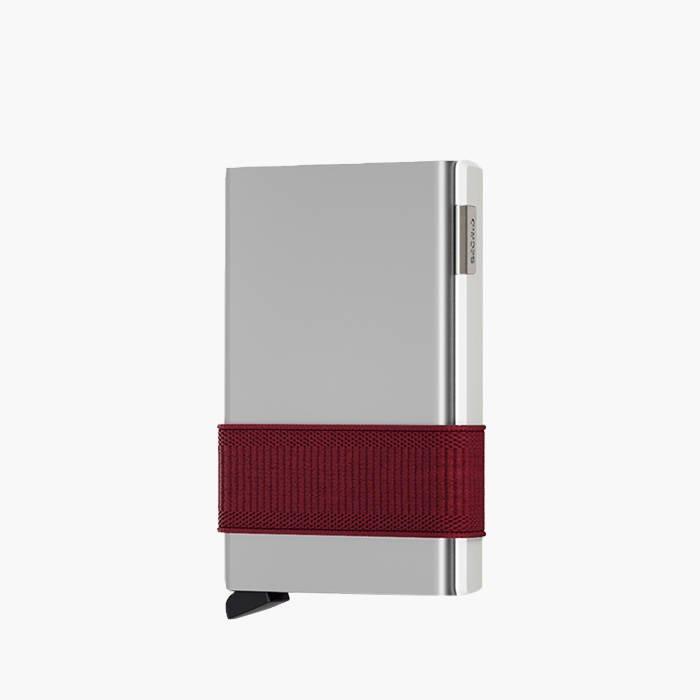 Secrid Cardslide CS-White/Bordeaux