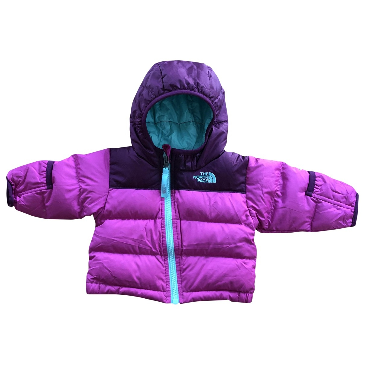 The North Face \N Jacke, Maentel in  Rosa Synthetik