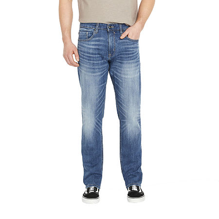 i jeans by Buffalo Bradley Mens Tapered Athletic Fit Jean, 38 30, Blue