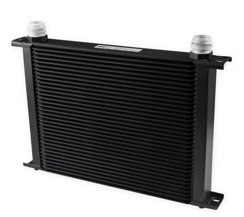 Earl's Performance 834-16ERL 34 ROW -16 AN COOLER ULTRAPRO X-WIDE BLK
