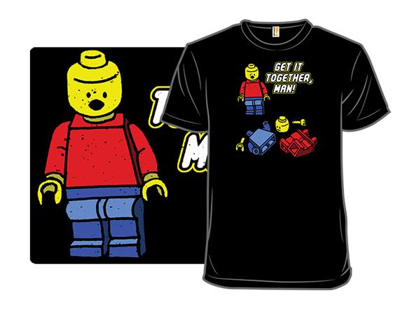 Get It Together! T Shirt