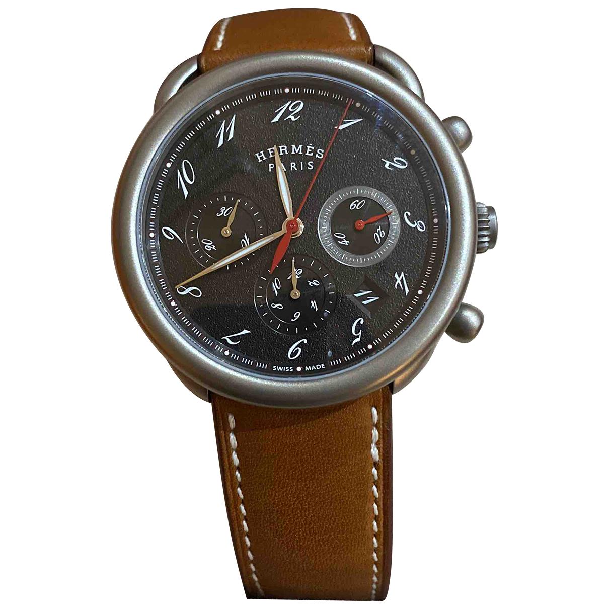 Relojes Arceau Chronographe Hermes