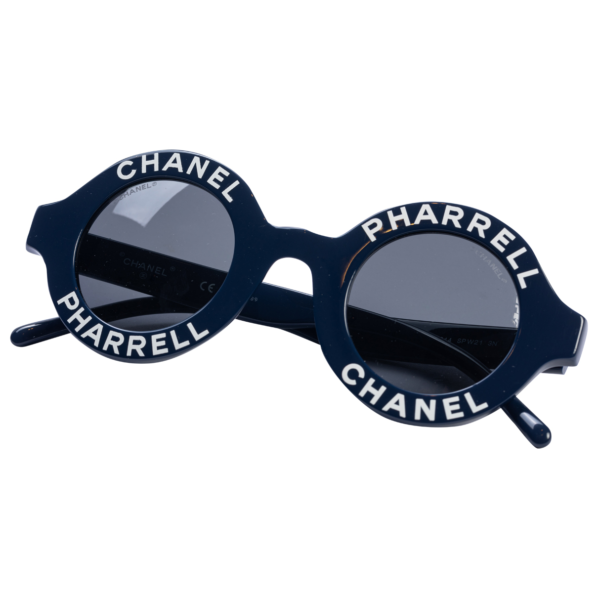 Chanel - Lunettes   pour femme - marine