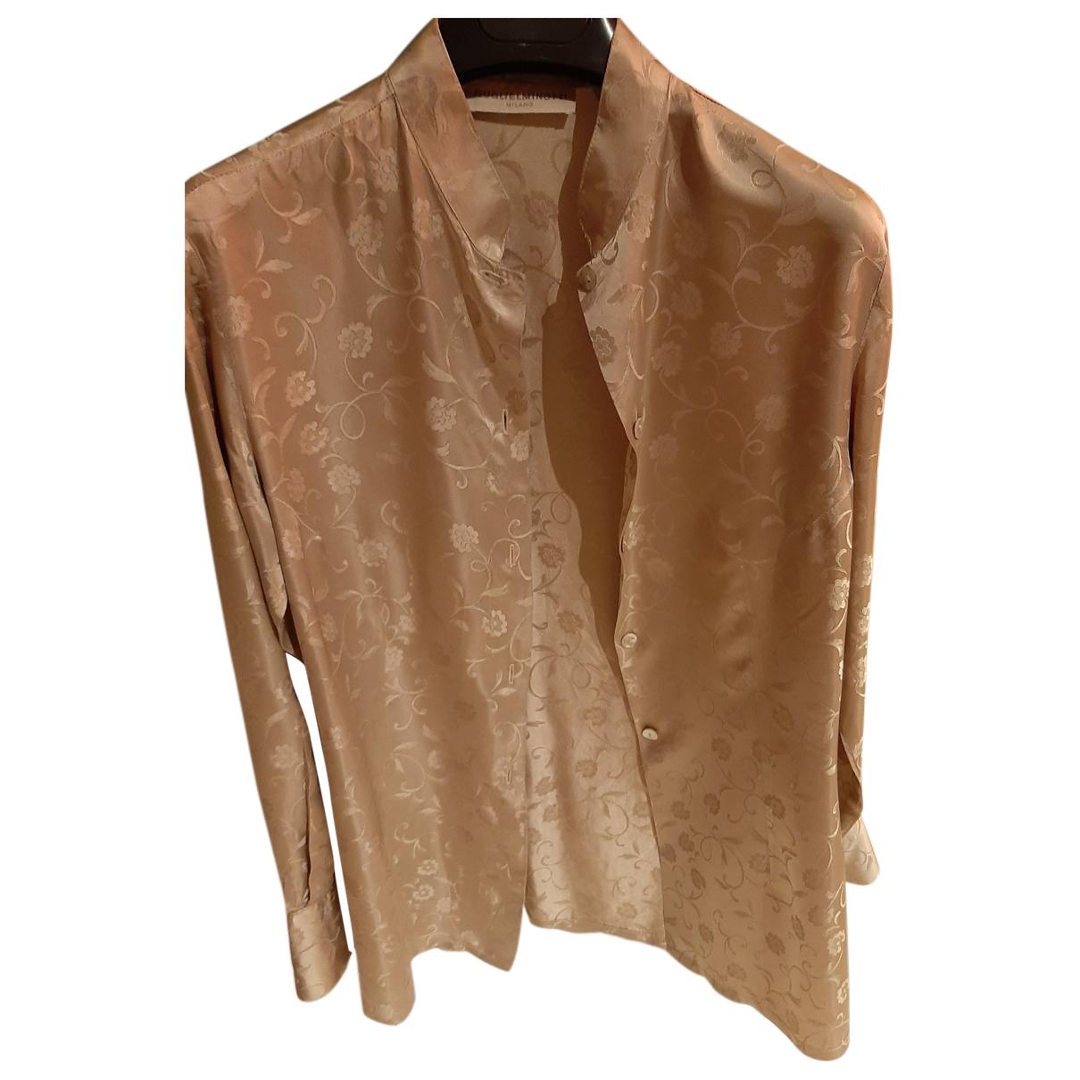 Non Signé / Unsigned \N Beige Knitwear for Women 44 IT