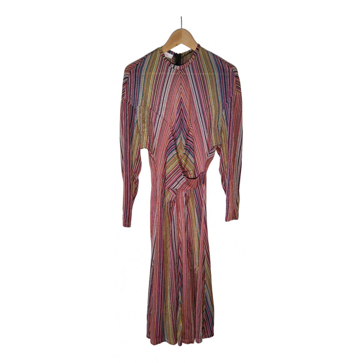 Beaufille \N Kleid in  Bunt Viskose