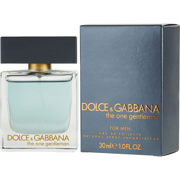 The One Gentleman - Dolce & Gabbana Eau de Toilette Spray 30 ML