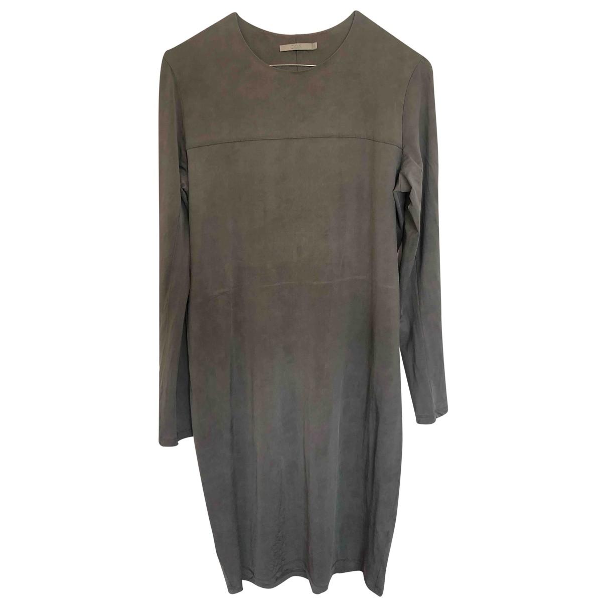 Cos \N Kleid in  Grau Polyester