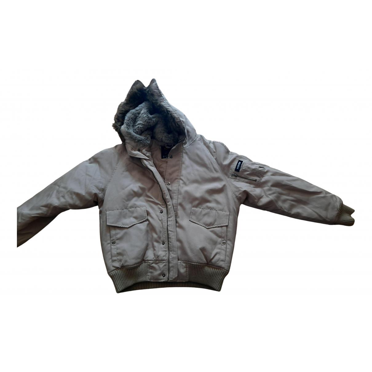 Woolrich N Beige jacket  for Men 48 IT