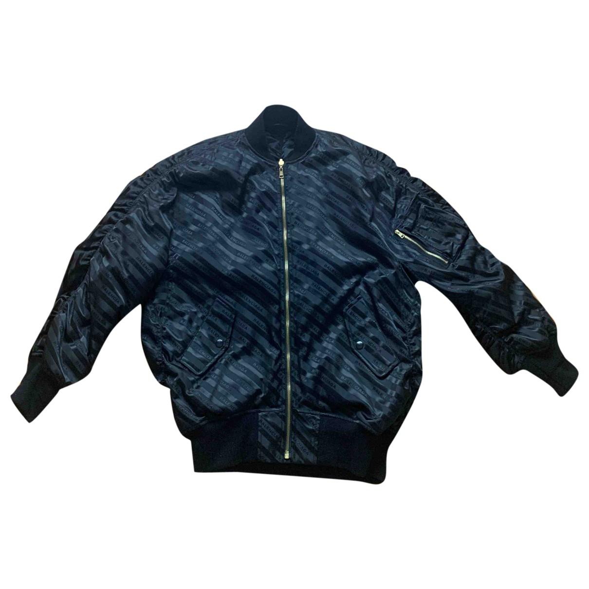 Balenciaga \N Black jacket for Women 38 FR