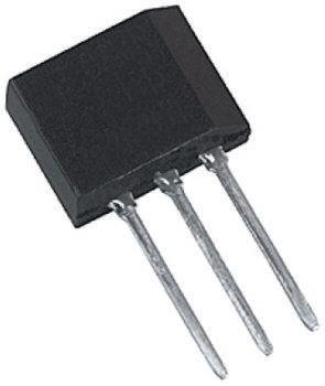STMicroelectronics Z0405NF 1AA2 4A, 800V, TRIAC, Gate Trigger 1.3V 5mA, 3-pin, Through Hole, TO-202 (10)