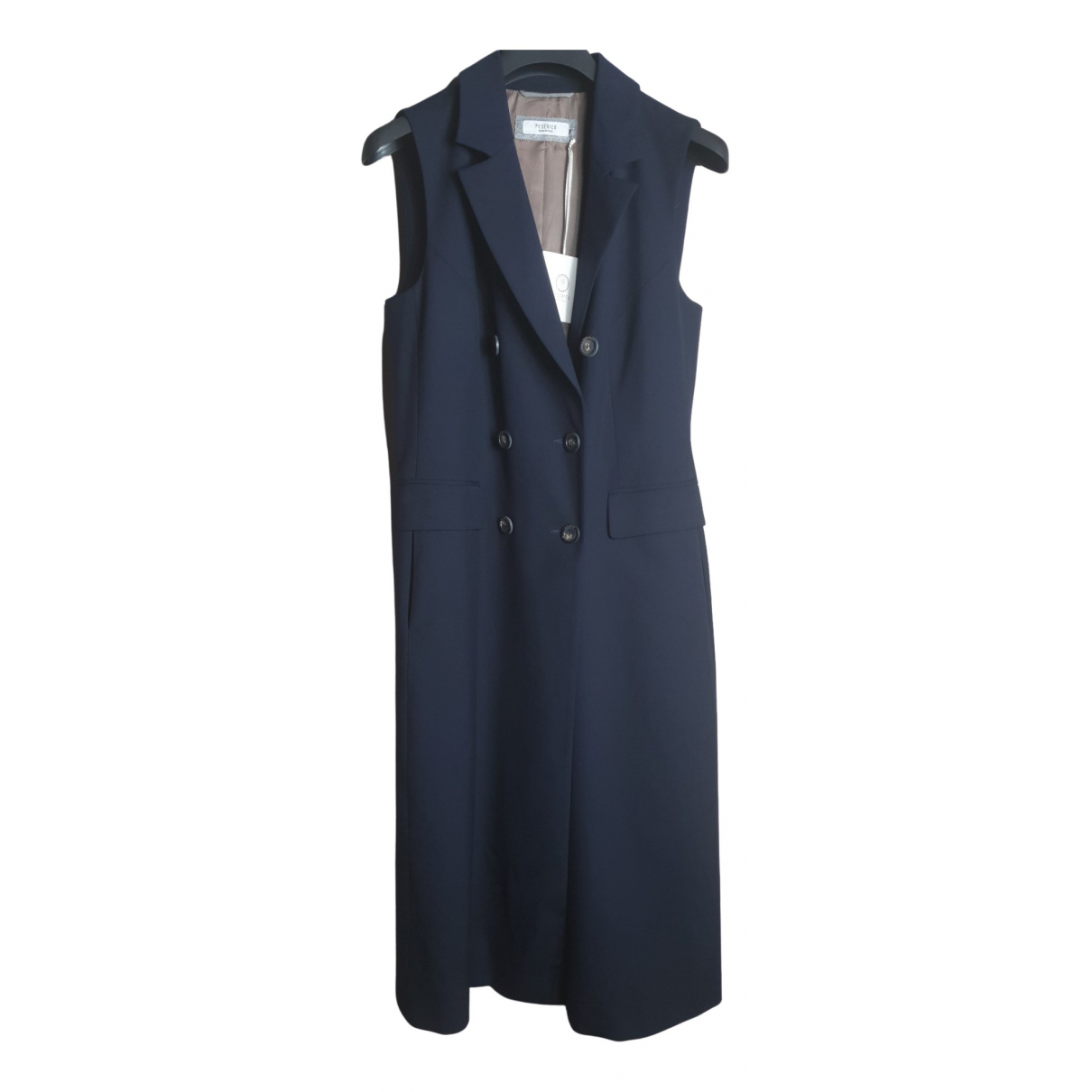 Peserico - Robe   pour femme - bleu