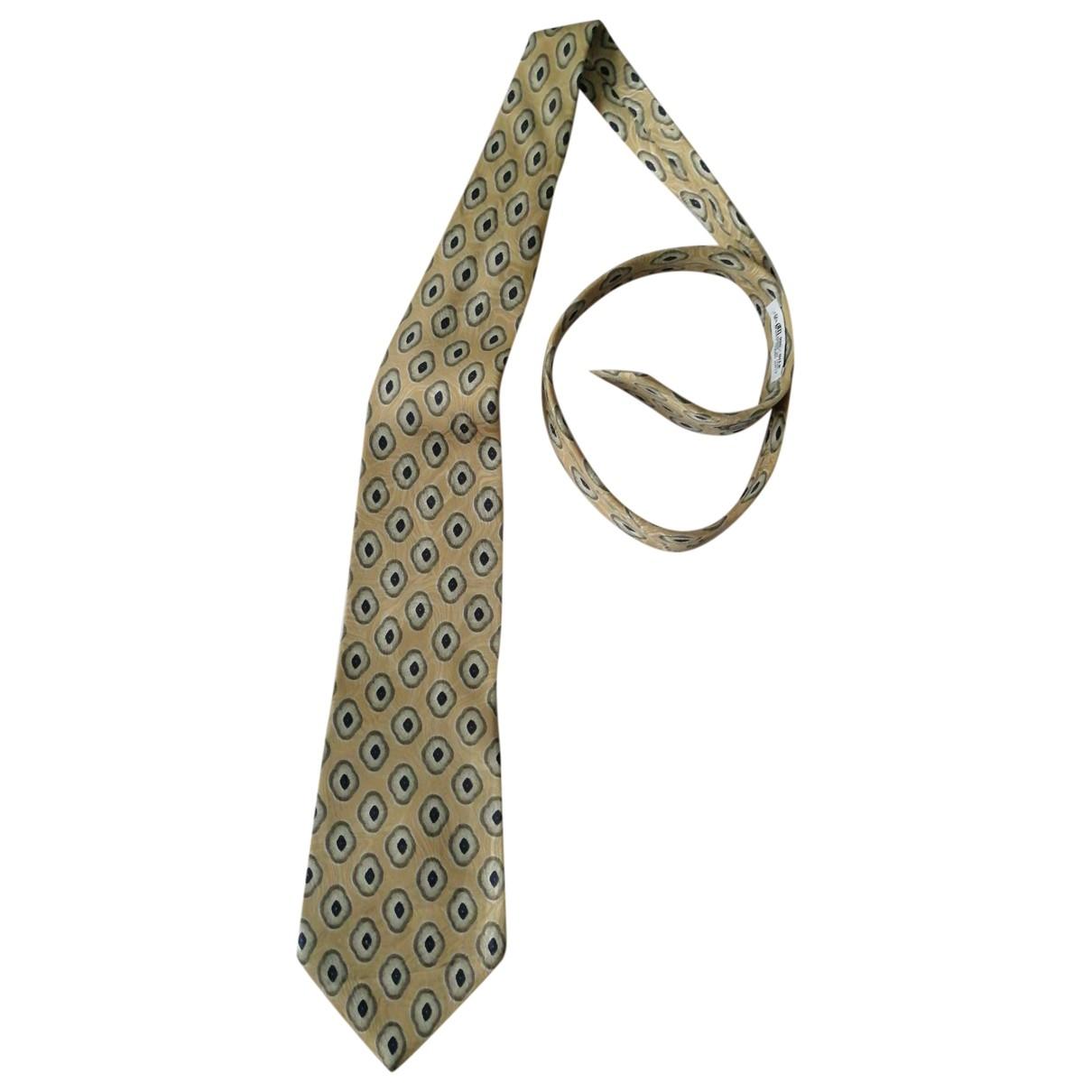 Trussardi - Cravates   pour homme en soie
