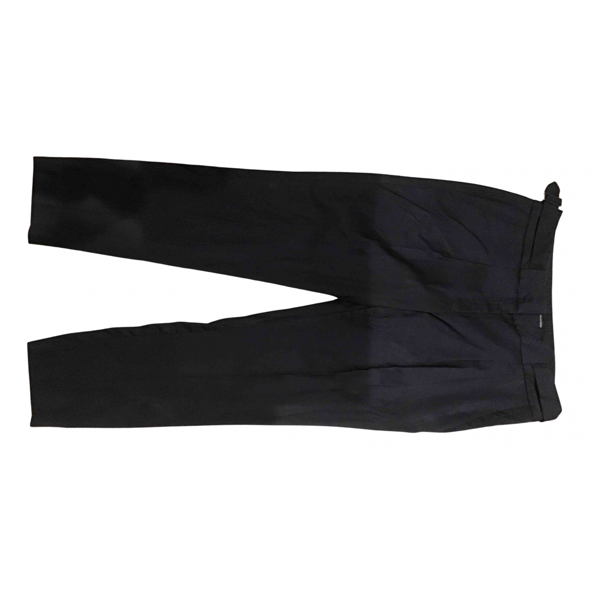 Zara N Blue Trousers for Women S International