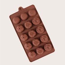 Molde chocolate de silicona
