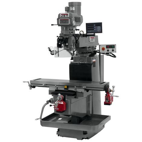 Jet Vertical Milling Machine