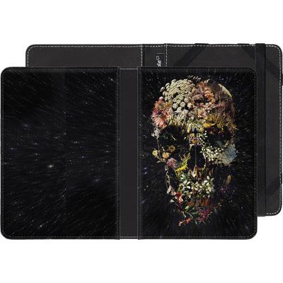 Sony Reader PRS-T2 eBook Reader Huelle - Smyrna Skull von Ali Gulec