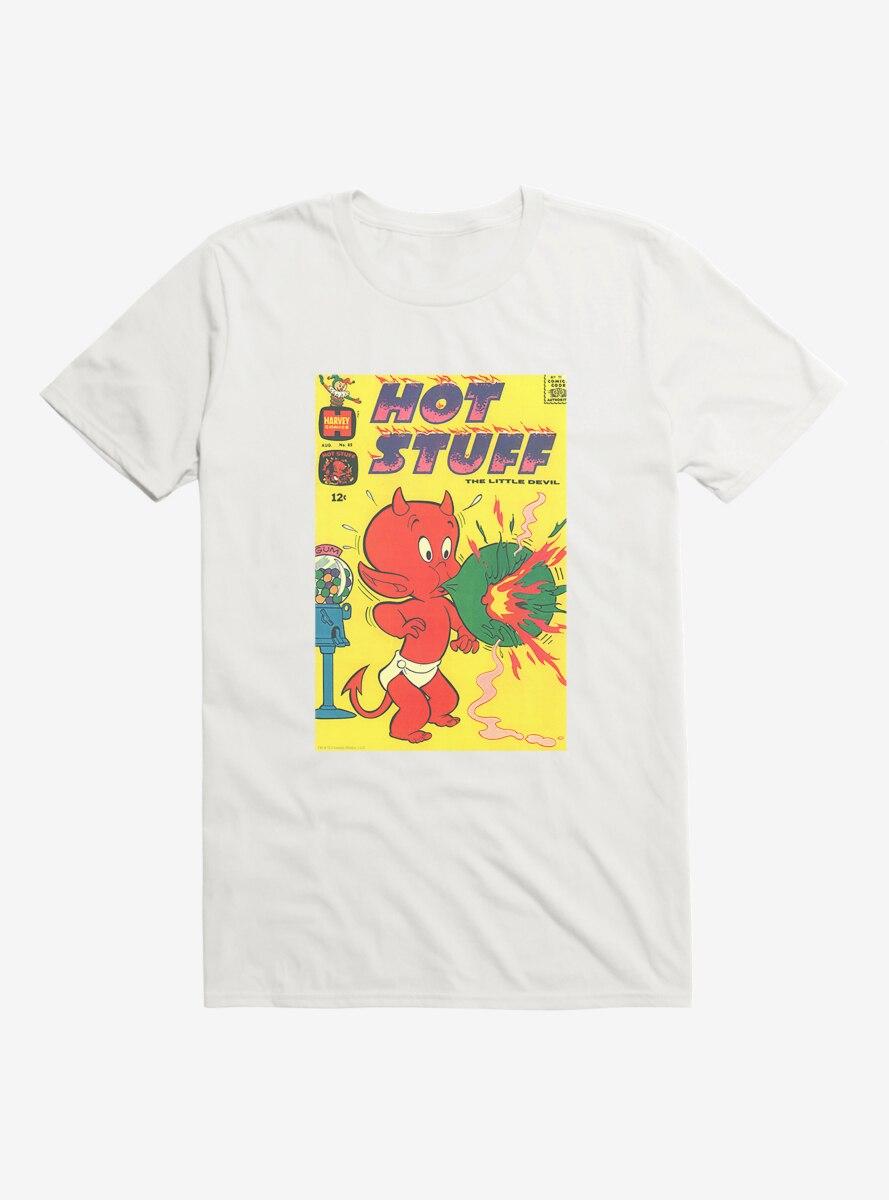 Hot Stuff The Little Devil Bubble Gum Comic Cover T-Shirt