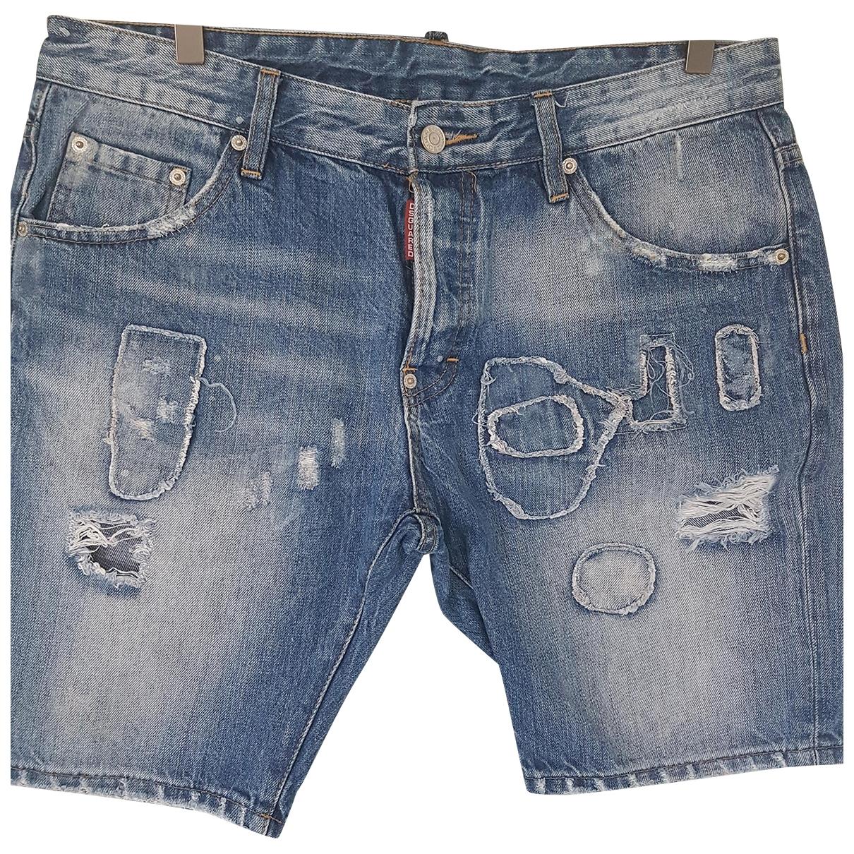 Dsquared2 \N Shorts Blau