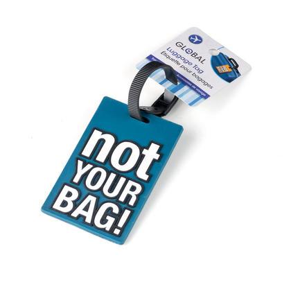 Etiquettes de bagage Nom Adresse Identifiant Identifiant Etiquette Voyant de voyage 6 H