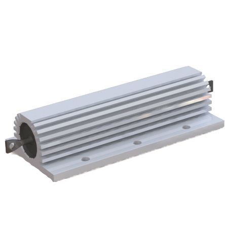 RS PRO Aluminium Housed Wire Wound Panel Mount Resistor, 6.8Ω ±5% 150W