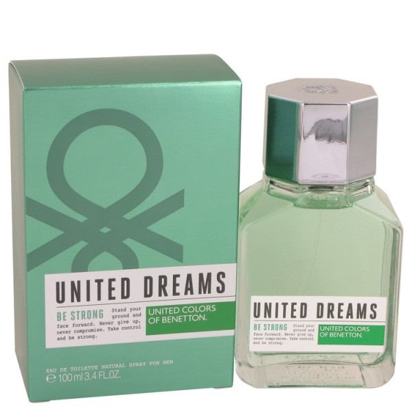 Benetton - United Dreams Be Strong : Eau de Toilette Spray 3.4 Oz / 100 ml