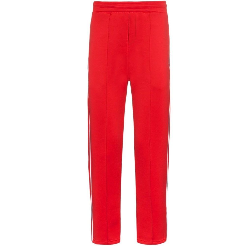 Kenzo Urban Track Pants Red Colour: RED, Size: SMALL
