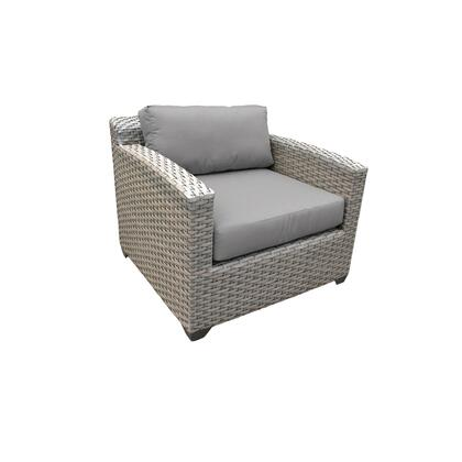 TKC055b-CC Florence Club Chair with 1 Cover in