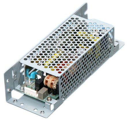Cosel , 75W Switching Power Supply, 15V dc, Enclosed