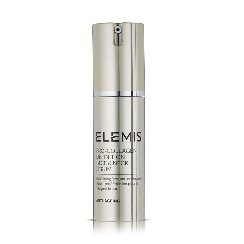 ELEMIS PRO-COLLAGEN DEFINITION FACE & NECK SERUM (30 ml / 1 fl oz)