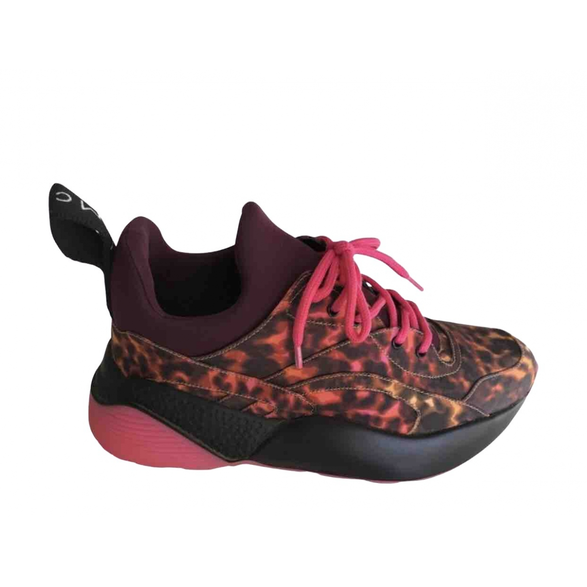 Stella Mccartney Eclypse Pink Trainers for Women 39 IT