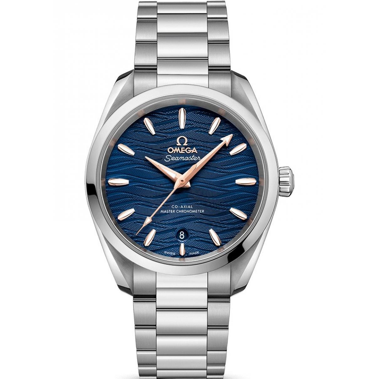 Omega Seamaster Aquaterra Khaki Steel watch for Women \N
