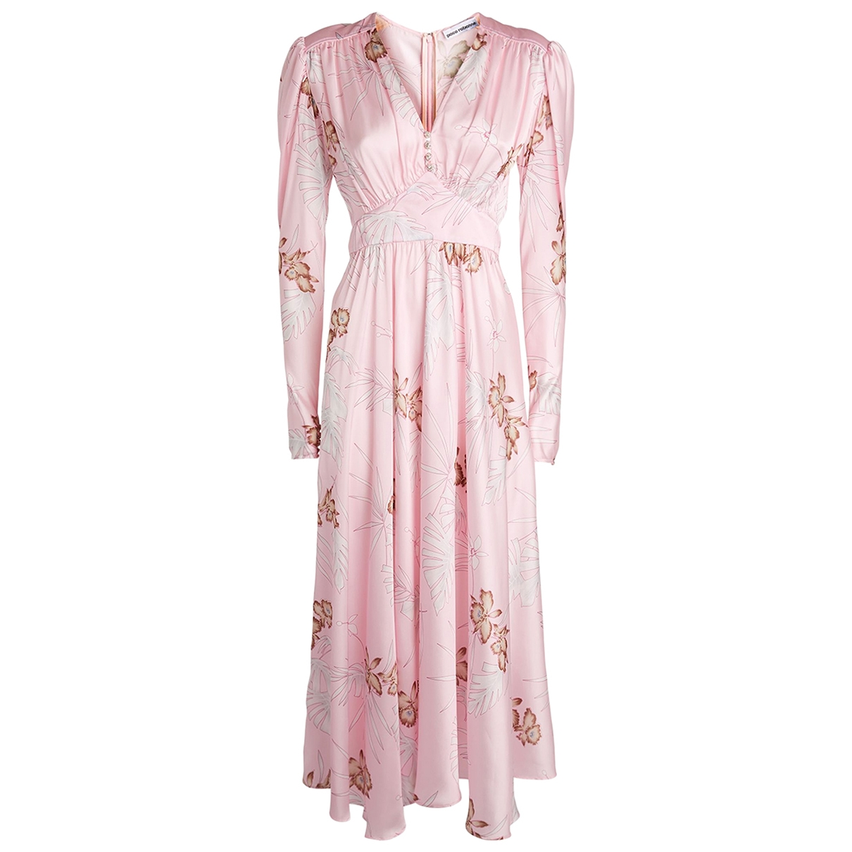 Paco Rabanne \N Pink dress for Women 40 FR