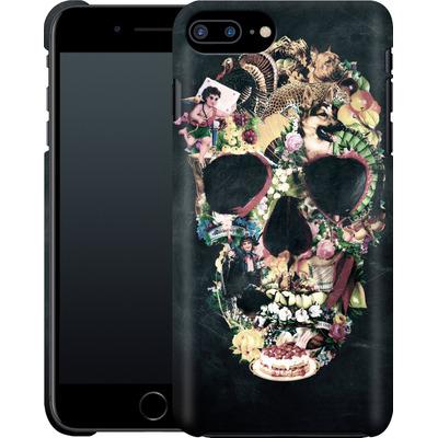 Apple iPhone 7 Plus Smartphone Huelle - Vintage Skull von Ali Gulec
