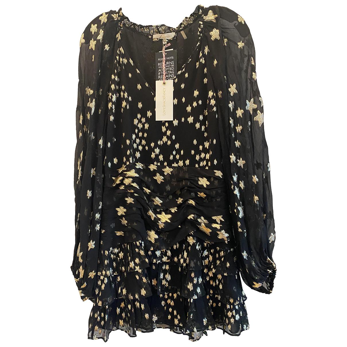 Love Shack Fancy - Robe   pour femme - noir