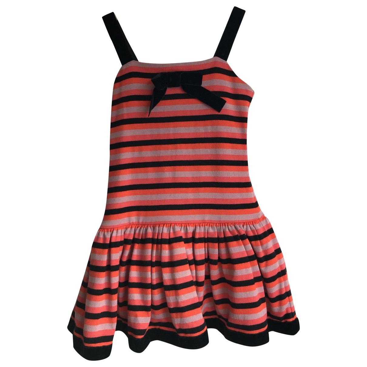 Petit Bateau \N Pink Cotton dress for Kids 4 years - up to 102cm FR