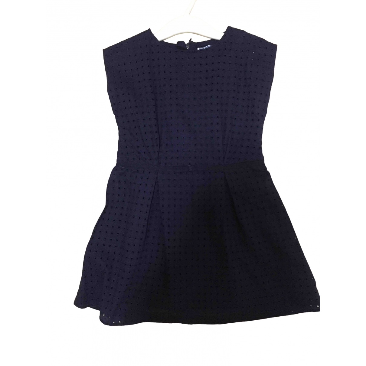 Jacadi \N Blue Cotton dress for Kids 6 years - up to 114cm FR