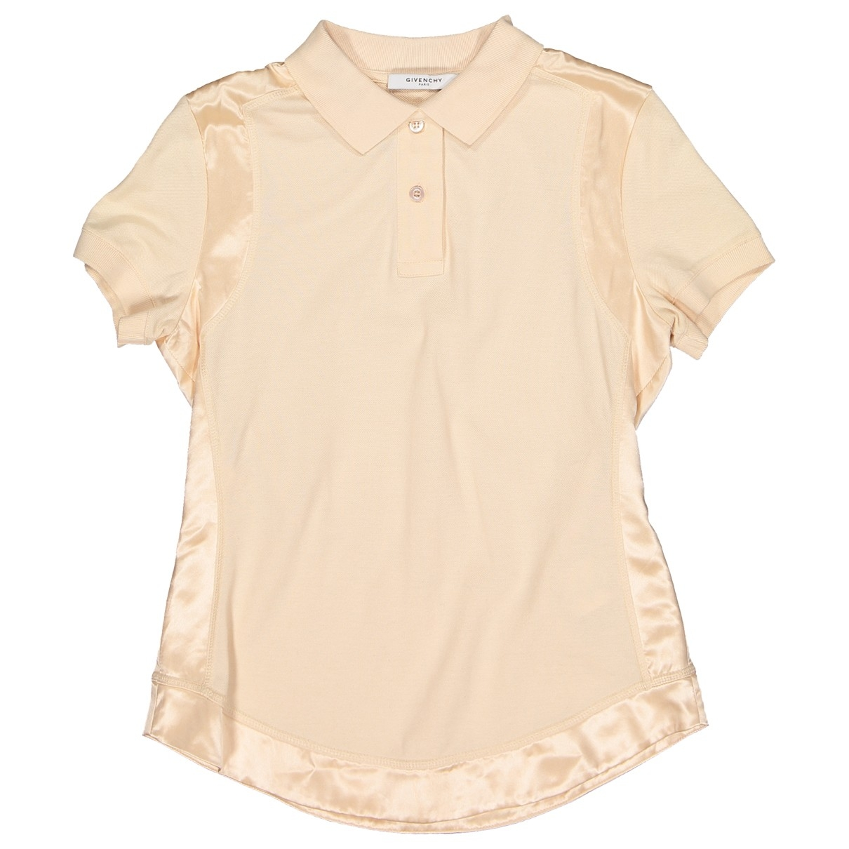 Givenchy \N Top in  Beige Baumwolle