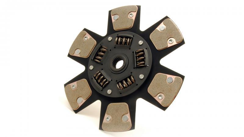 Centerforce 323382612 DFX(R), Clutch Friction Disc