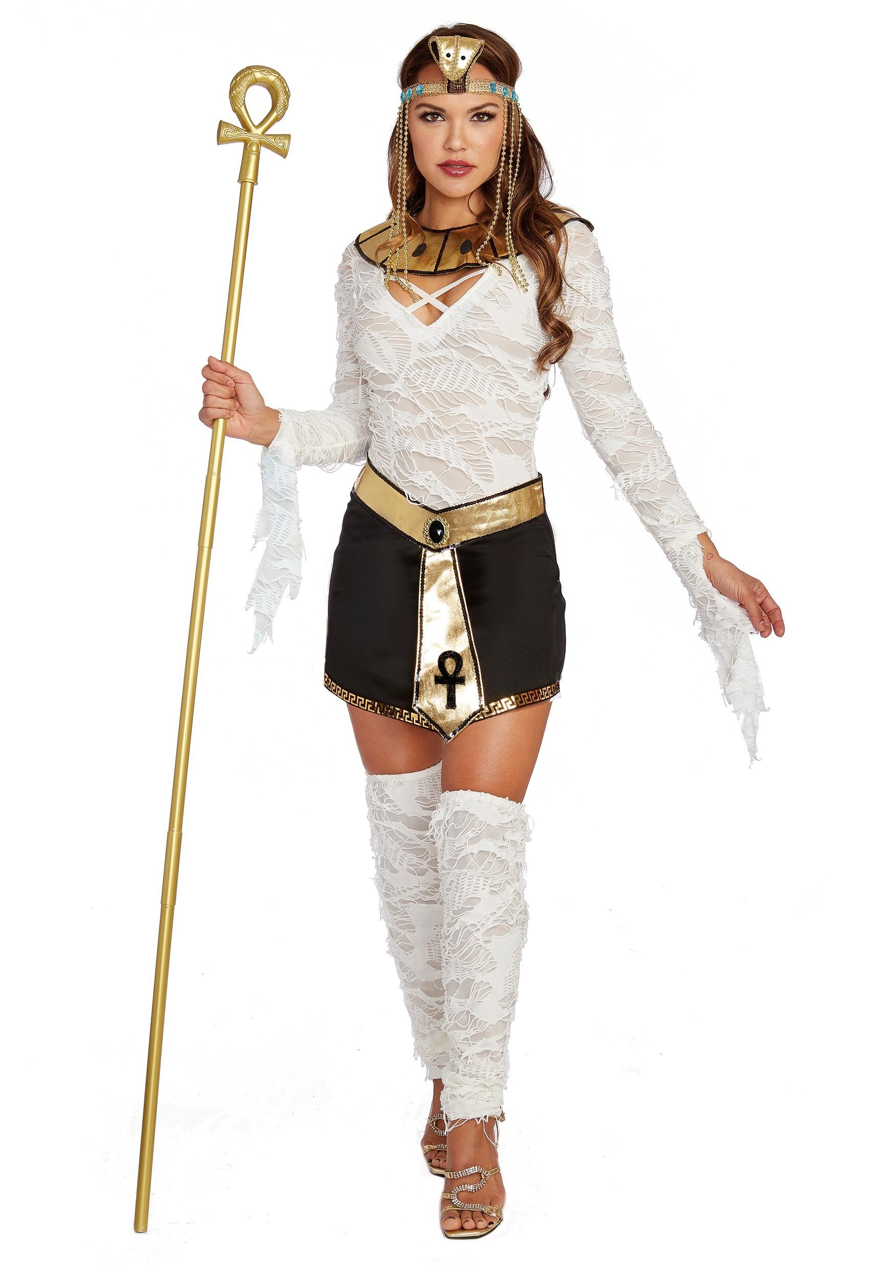 Sexy Women's Mummy Dearest Costume