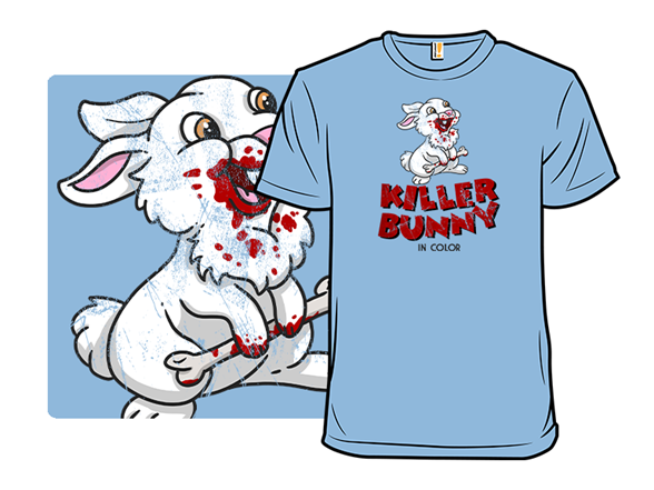 The Killer Bunny T Shirt