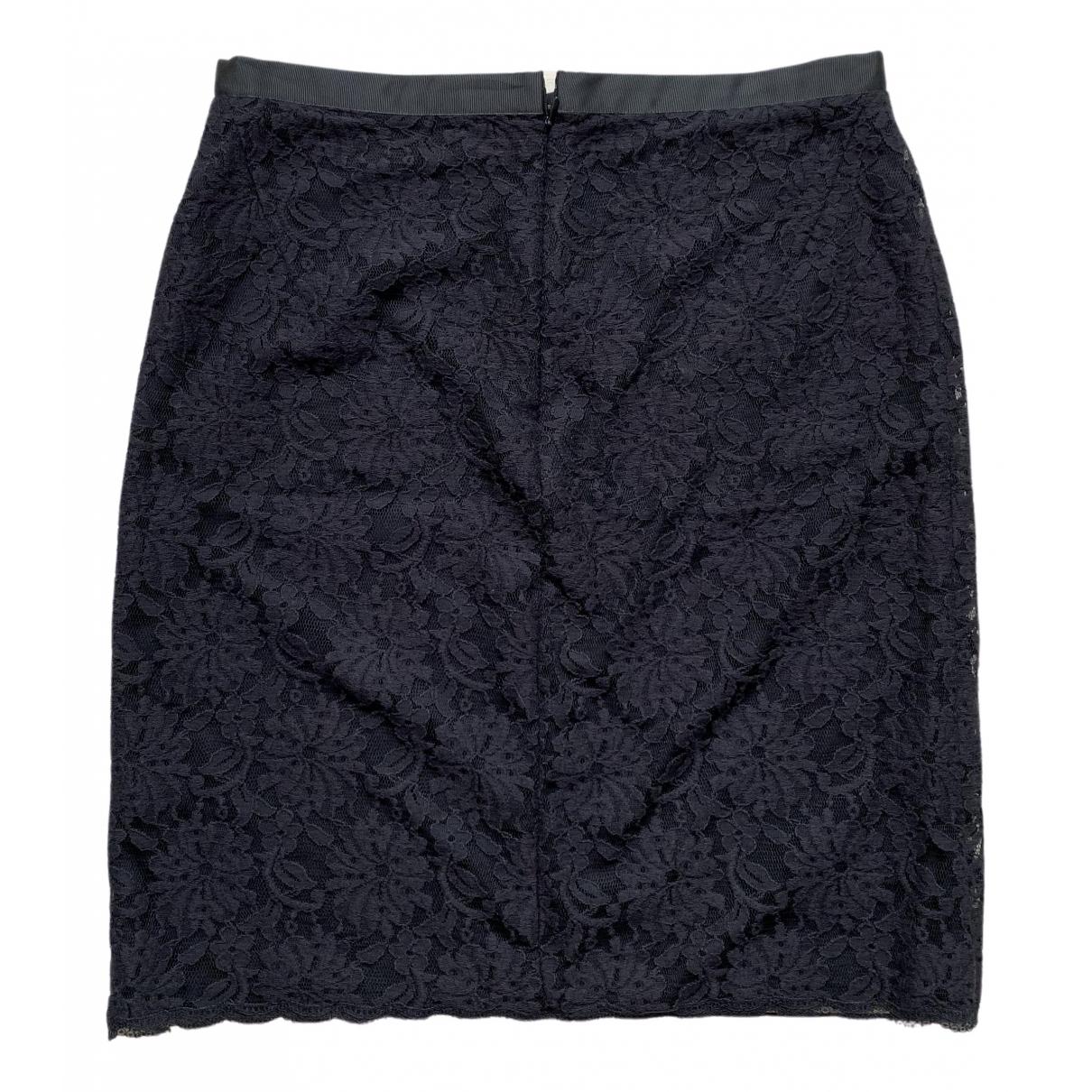 Lk Bennett - Jupe   pour femme en coton - noir