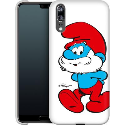 Huawei P20 Smartphone Huelle - Papa Smurf von The Smurfs