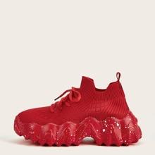 Zapatos de niños con cordon