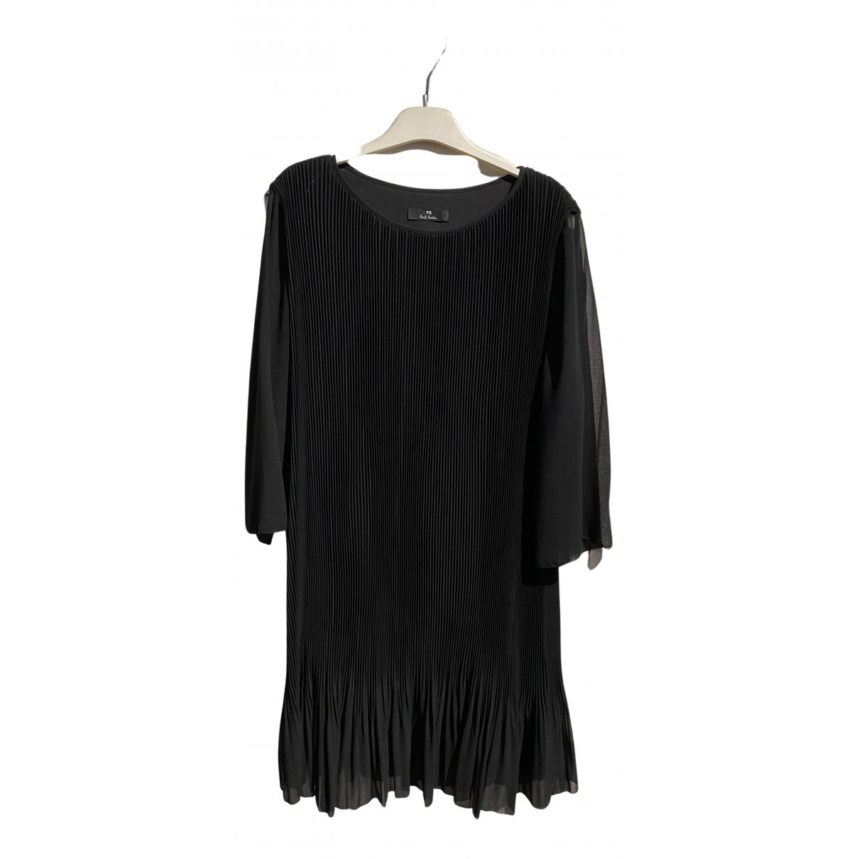 Paul Smith \N Kleid in  Schwarz Polyester