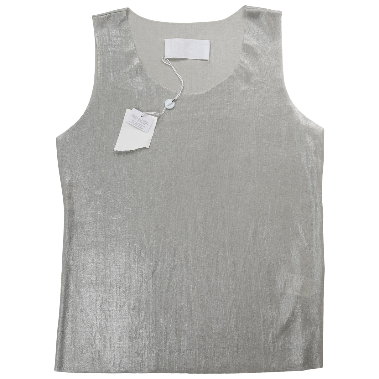 Maison Martin Margiela \N Silver  top for Women M International